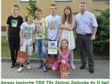 Juniorzy UKS TSz Zieloni Zielonka awansowali do II ligi!