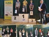 4 medale na Mistrzostwach Mazowsza Juniorów 2017 w Radzyminie