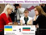Anna Uszenina nową Mistrzynią Świata w szachach