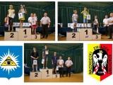 Same srebra dla zielonkowskich juniorów w Mistrzostwach Mazowsza