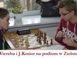 Szachiści UKS TSz Zieloni górą w Noworocznych turniejach