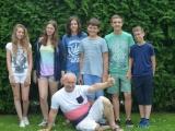 Krok do przodu: zielonkowscy juniorzy pozostają w II lidze