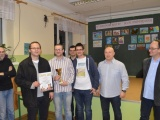 Rezerwy UKS TSz Zieloni Zielonka wskoczyli na podium w Lidze Mazowieckiej!